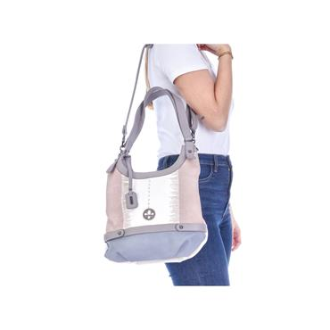 RIEKER H1334 HANDBAG - ROSE