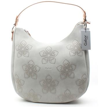 GABOR 8107 HANDBAG - LIGHT GREY