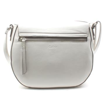 GABOR 8115 HANDBAG - ICE WHITE