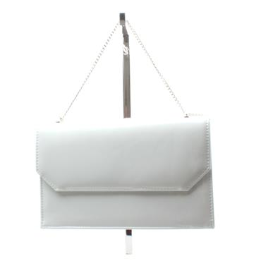 GLAMOUR CAMIE MATCH BAG - WHITE