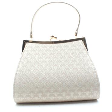 RUBY SHOO TOULOUSE MATCH BAG - CREAM