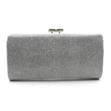LOTUS CHICORY HANDBAG - SILVER