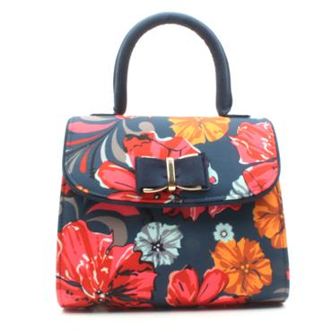 RUBY SHOO MUSCAT MATCH BAG - FLORAL