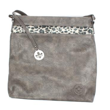 RIEKER H1029 HANDBAG - GREY