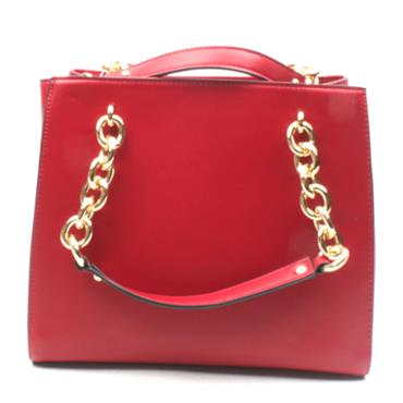 LUNAR ZLW004 CAIRNS HANDBAG - RED
