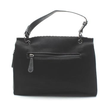 REMONTE Q0432 HANDBAG - BLACK MULTI