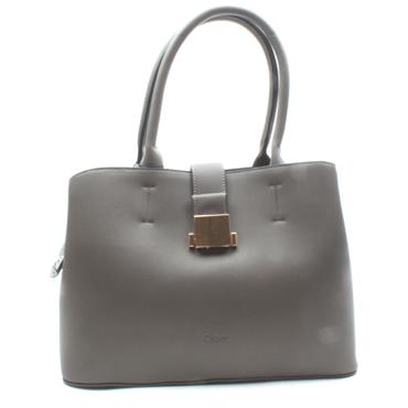 GABOR 8141 LIANA SHOPPER BAG - DARK GREY