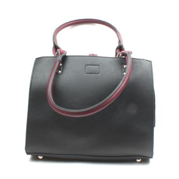 GIONNI 11G2158 HANDBAG - BLACK MULTI
