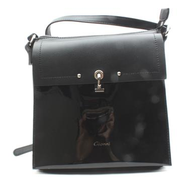 GIONNI 11G2185 HANDBAG - Black