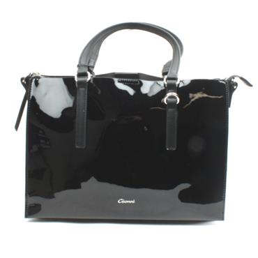 GIONNI 11G2184 HANDBAG - Black