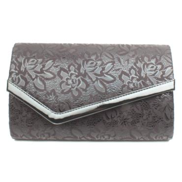 BARINO BG474 CLUTCH BAG - Black