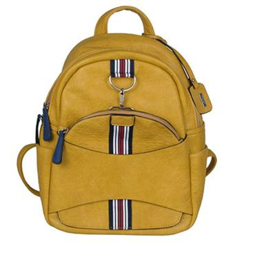RIEKER H1073 BACKPACK - YELLOW