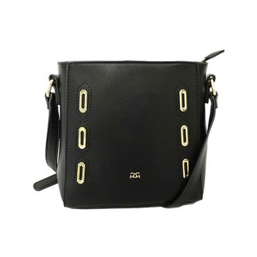 GIONNI 11G2284 HANDBAG - Black