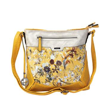 RIEKER H1034 HANDBAG - YELLOW
