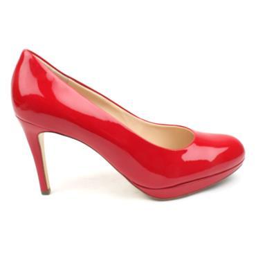 HOGL H/H COURT SHOE 0128004 - RED