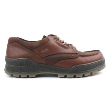 ECCO MENS 01944 SHOE - BROWN