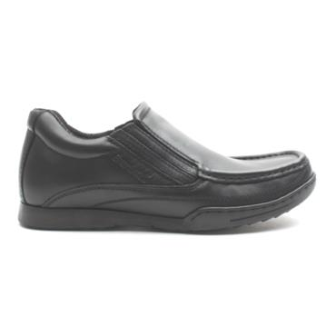 EUROLAND 03410SLIP ON SHOE - Black