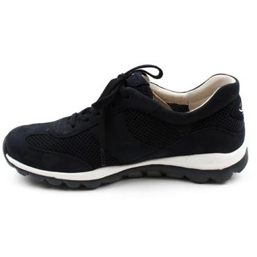 GABOR 06966 LACED SHOE - NAVY