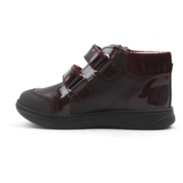 PABLOSKY 087699 JUNIOR VELCRO BOOT - WINE
