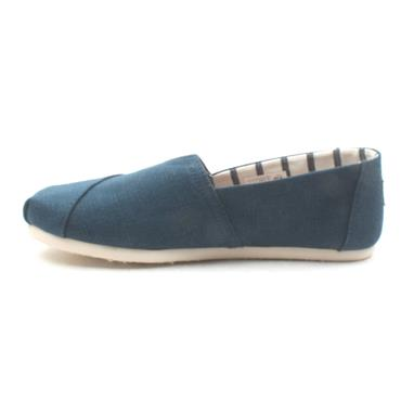 TOMS 10011671 CLASSIC  SHOE - BLUE
