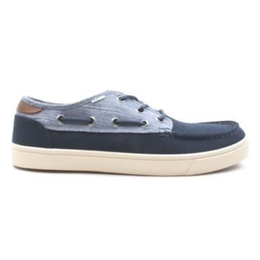 TOMS 10013256 DORADO LACED SHOE - NAVY