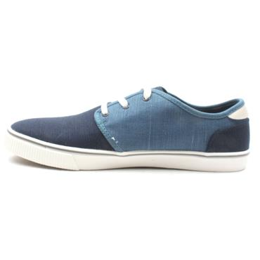 TOMS 10013257 CARLO LACED SHOE - NAVY