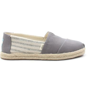 TOMS 10013496 CLASSIC SHOE - GREY