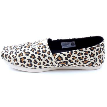 TOMS 10015065 CANVAS SHOE - LEOPARD