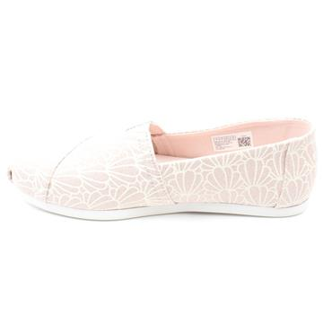 TOMS 10016240 CANVAS SHOE - PINK