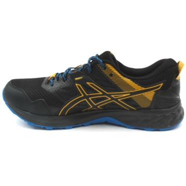 ASICS 1011A660-002 GEL SONOMA RUNNER - BLACK BLUE