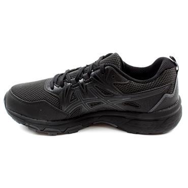 ASICS 1011A824-001 GEL VENTURE 8 RUNNER - BLACK/BLACK