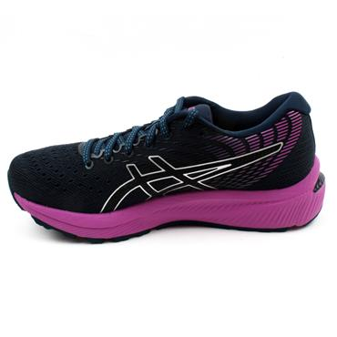 ASICS 1012A741-403 GEL CUMULUS 22 RUNNER - BLACK MULTI