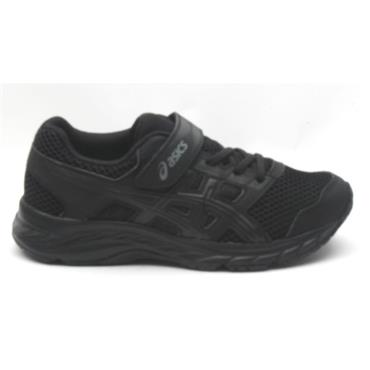 ASICS 1014A048-002 JUNIOR - BLACK/BLACK