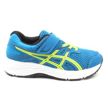 ASICS 1014A087-404 CONTEND JUNIOR - BLUE