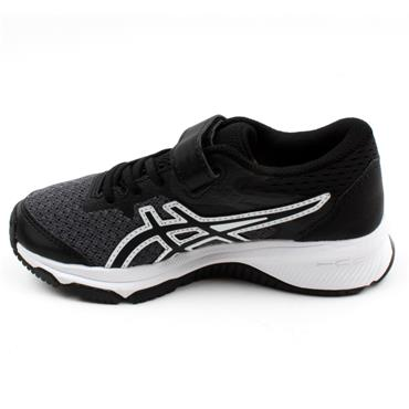 ASICS 1014A191-006 GT1000 9 GS JUNIOR - BLACK/WHITE
