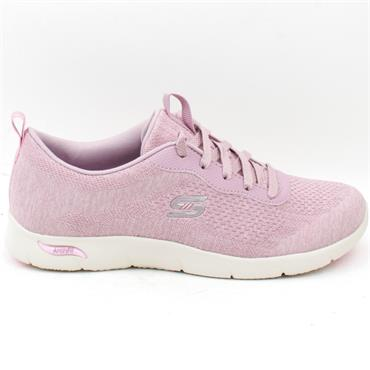 SKECHERS 104272 ARCH FIT RUNNER - MAUVE