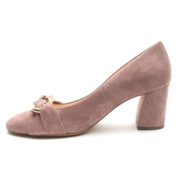 HOGL 105052 COURT SHOE - ROSE