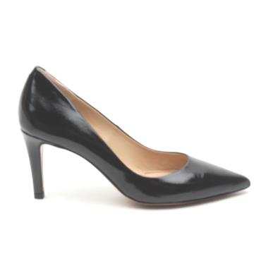 PERLATO 10509 COURT SHOE - BLACK PATENT