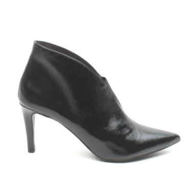 PERLATO 11331 POINTED ANKLE BOOT - Black