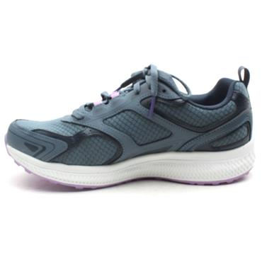 SKECHERS 128075 GO RUN RUNNER - BLUE MULTI