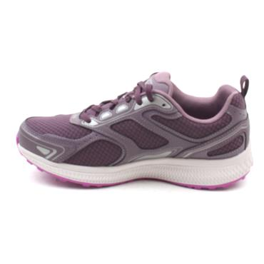 SKECHERS 128075 GO RUN RUNNER - PLUM