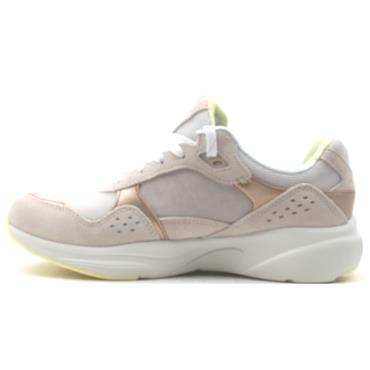 SKECHERS 13020 LACED RUNNER - TAUPE