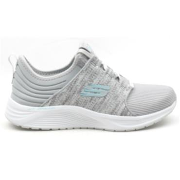 SKECHERS 13051 LACED RUNNER - GREY