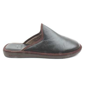 NORDIKA MENS SLIPPER 131 - Black