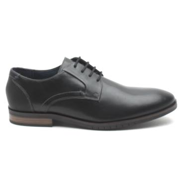 SOLIVER 13205 LACED SHOE - Black