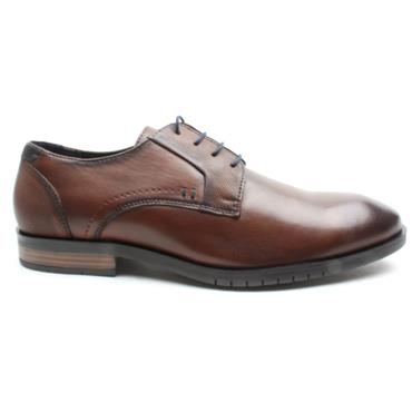 SOLIVER 13205 LACED SHOE - Tan
