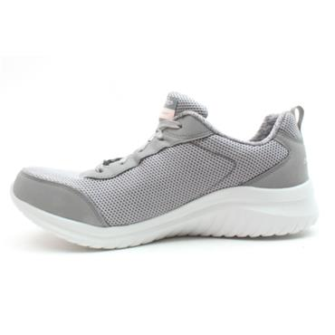 SKECHERS 13352 LACED RUNNER - GREY