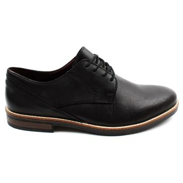 RIEKER 13519 LACED SHOE - Black