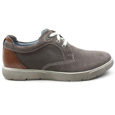 SOLIVER 13600 LACED SHOE - GREY