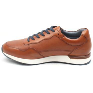 SOLIVER 13627 LACED SHOE - Tan